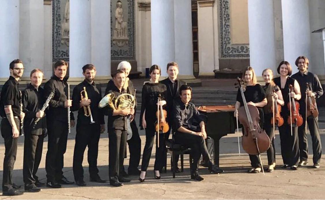Omar Harfouch & the Kiev Orchestra